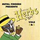 Mf Doom - V3/4 Special Herbs (New Vinyl)