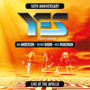 Yes Ft. Anderson Rabin & Wakeman - Live At The Apollo (New Vinyl)