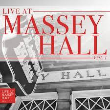 Various - Live At Massey Hall Vol. 1 (New Vinyl)