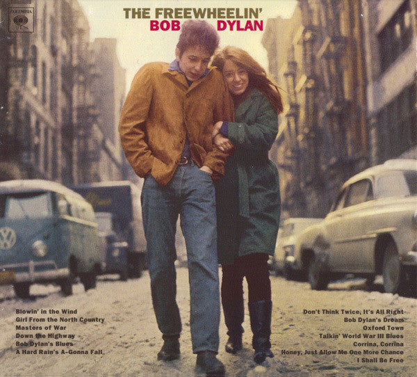 Used CD - Bob Dylan - Freewheelin (Rm)