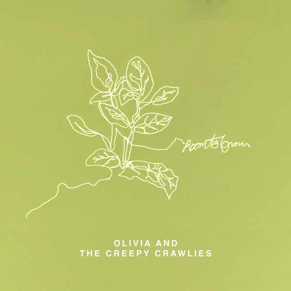 Olivia and the Creepy Crawlies - Room To Grow (New Vinyl)