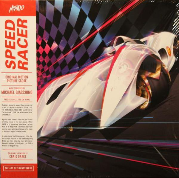 Michael Giacchino - Speed Racer (Ost) (New Vinyl)