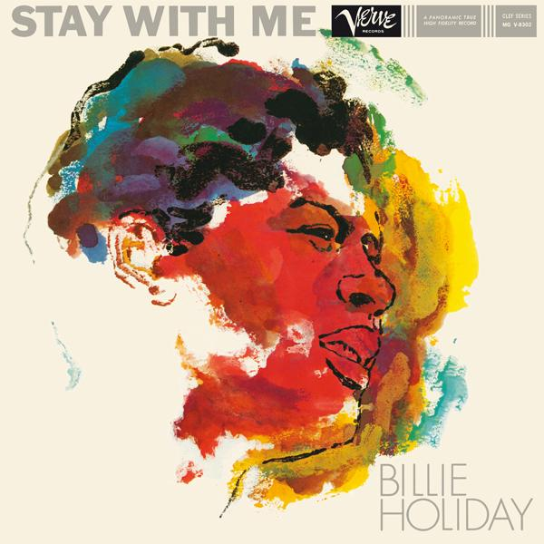 Billie Holiday - Stay With Me + 1 Bonus Track (New Vinyl)