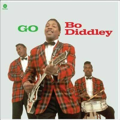 Bo Diddley - Go Bo Diddley (180g) (2 Bonus (New Vinyl)