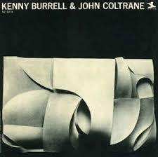 John Coltrane - And Kenny Burrell (180g) (New Vinyl)