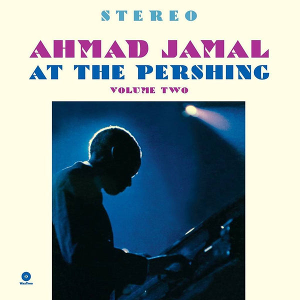 Ahmad Trio Jamal - V2 At The Pershing (180g/1 Bns (New Vinyl)