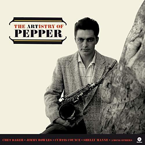 Art Pepper - Artistry Of Pepper (New Vinyl)