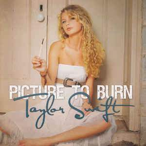 Taylor Swift - Picture To Burn (Ltd/7 In.) (New Vinyl)