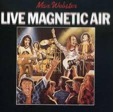 Max Webster - Live Magnetic Air (New Vinyl)