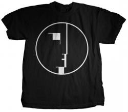 Bauhaus Logo Mens Black