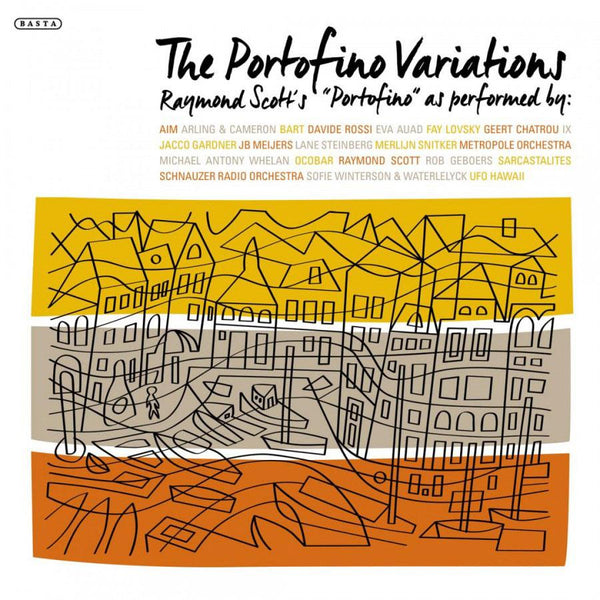 Raymond Scott - Portofino Variations (New Vinyl)