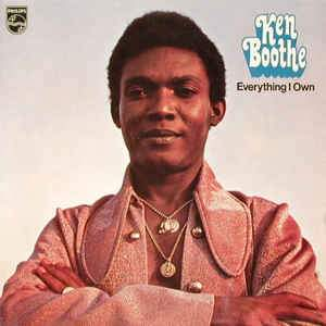 Ken Boothe - Everything I Own (New Vinyl)