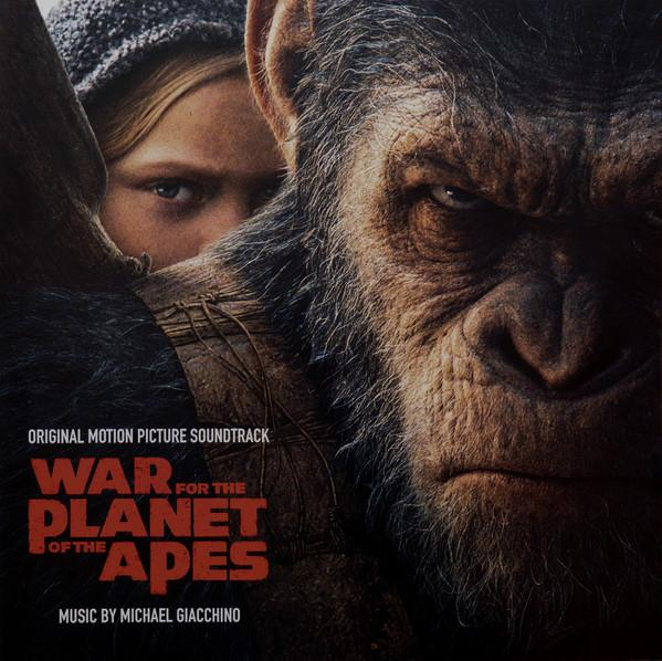 Michael Giacchino - War For The Planet Of The Apes (New Vinyl)
