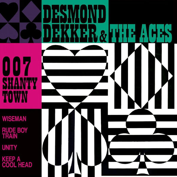 Desmond Dekker and the Aces - 007 Shanty Town (New Vinyl)