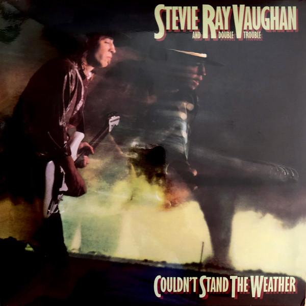 Stevie Ray Vaughan and Double Trouble - Couldnt Stand The Weather (New Vinyl)