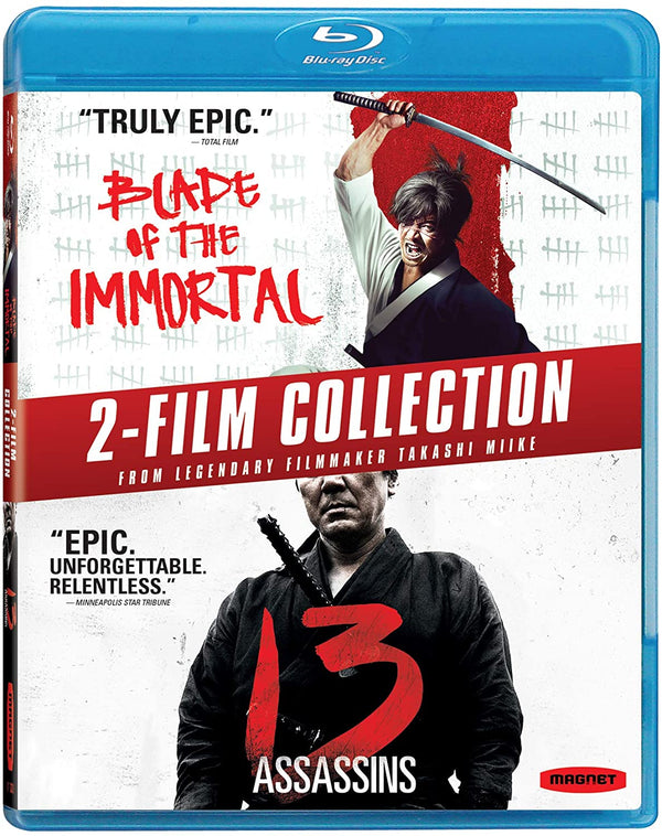 2 Film Collection Blade Of The Immortal & (Blu-Ray)