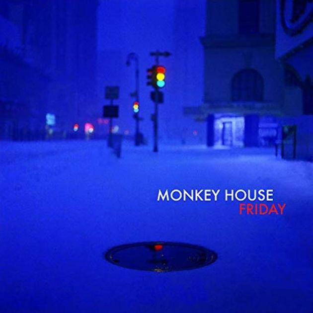 Monkey House - Friday (New Vinyl)