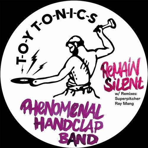 Phenomenal Handclap Band  - Remain Silent 12 In. (New Vinyl)