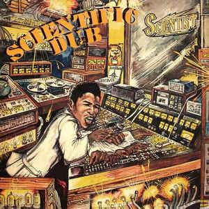 Scientist - Scientific Dub (New Vinyl)