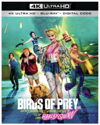 Used 4K Ultra HD - Birds Of Prey