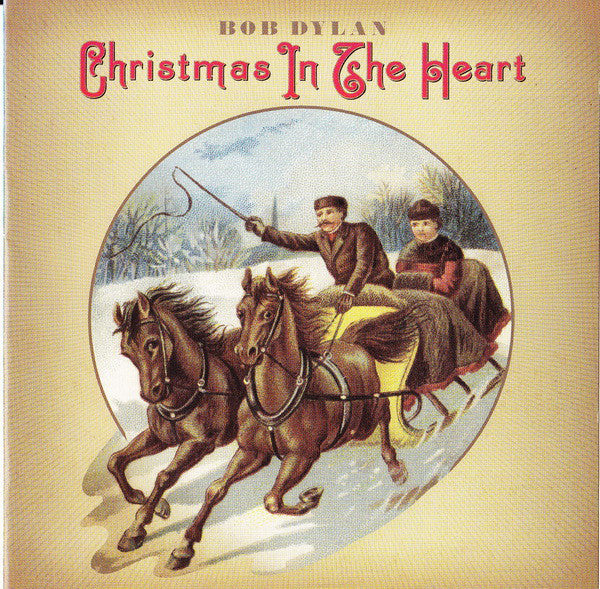 Bob Dylan - Christmas In The Heart (NEW CD)