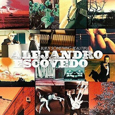 Alejandro Escovedo - Burn Something Beautiful (New Vinyl)