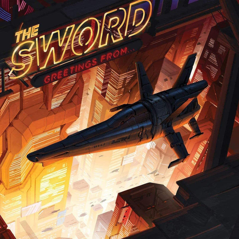 Sword - Greetings From (New Vinyl)