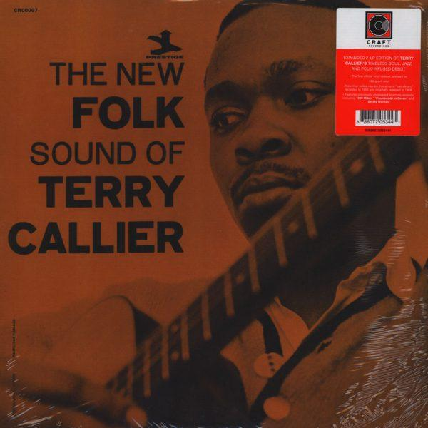 Terry Callier - New Folk Sound Of Terry Callie (New Vinyl)