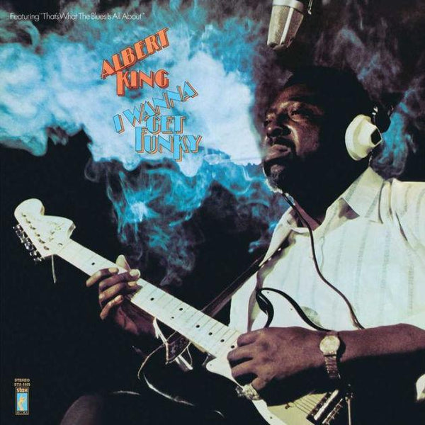 Albert King - I Wanna Get Funky (New Vinyl)