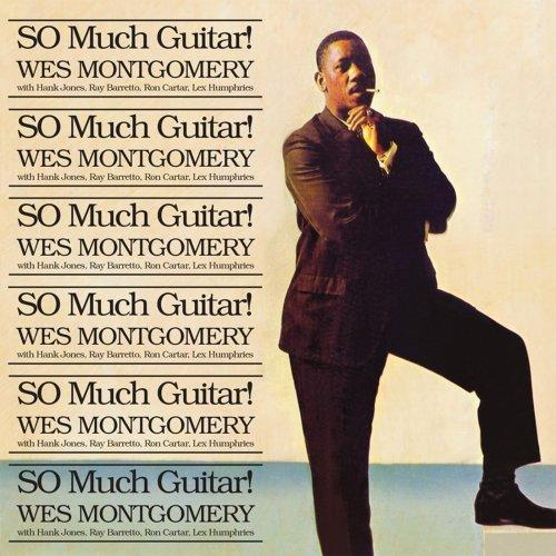 Wes Montgomery - So Much Guitar! (New Vinyl)