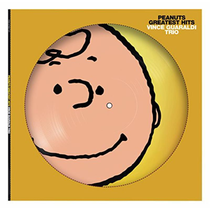Vince Guaraldi Trio - Peanuts Greatest Hits (Picture Disc) (New Vinyl)
