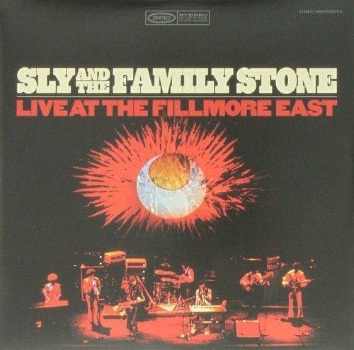Sly And The Family Stone - Live At The Fillmore (New Vinyl)