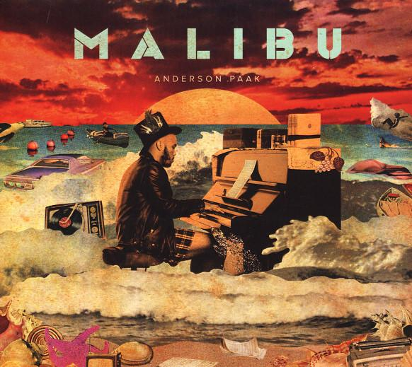 Anderson .Paak - Malibu (NEW CD)