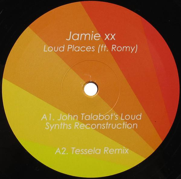 Jamie Xx - Loud Places (Featuring Romy) (New Vinyl)