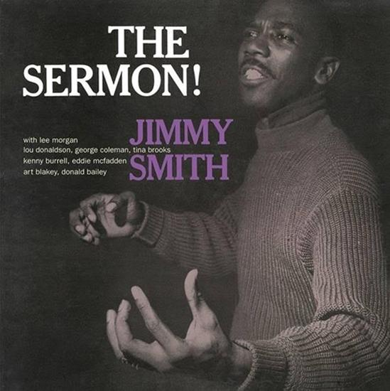 Jimmy Smith - Sermon (New Vinyl)