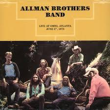 Allman Brothers Band - Live At Omni Atlanta 1973 (New Vinyl)