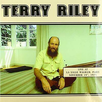 Terry Riley - Live At La Salle Wagram Paris (New Vinyl)