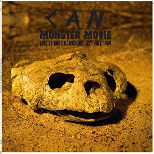 Can - Monster Movie Live At Burg Nor (New Vinyl)