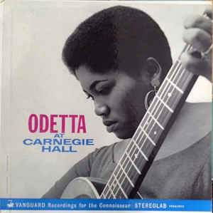 Odetta - Odetta At Carnegie Hall (New Vinyl)