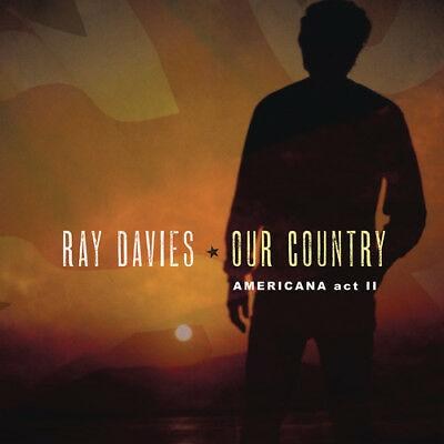 Ray Davies - Our Country: Americana Act 2 (New Vinyl)