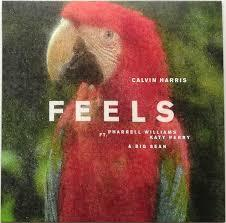Calvin Harris Feat. Pharrell Williams - Feels (12 In.) (New Vinyl)