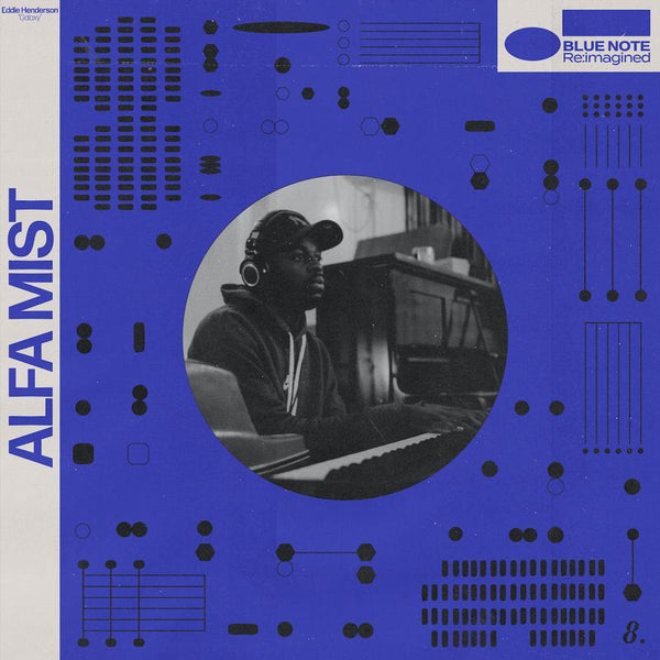 "Jordan Rakei/Alfa Mist - Blue Note Reimagined (7"") (New Vinyl)"