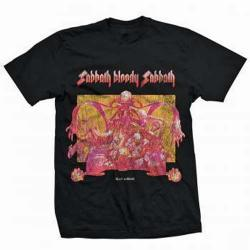 Black Sabbath Bloody Sabbath Black Shirt
