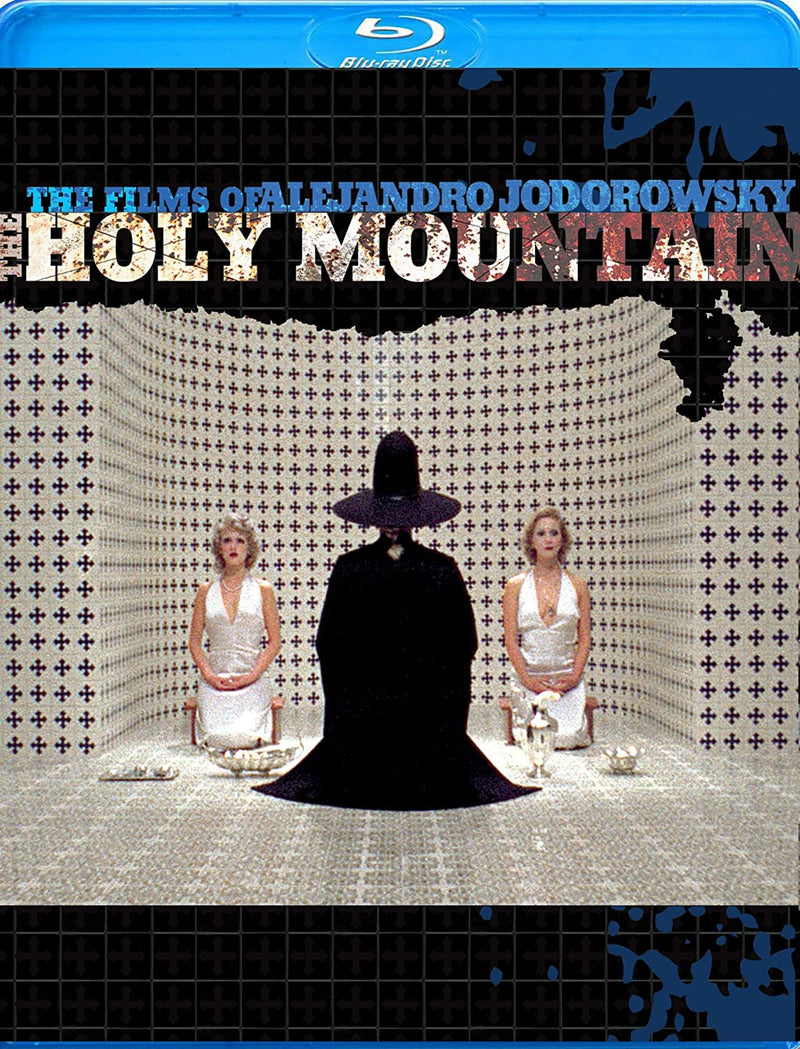 Used Blu Ray - Holy Mountain (1973)