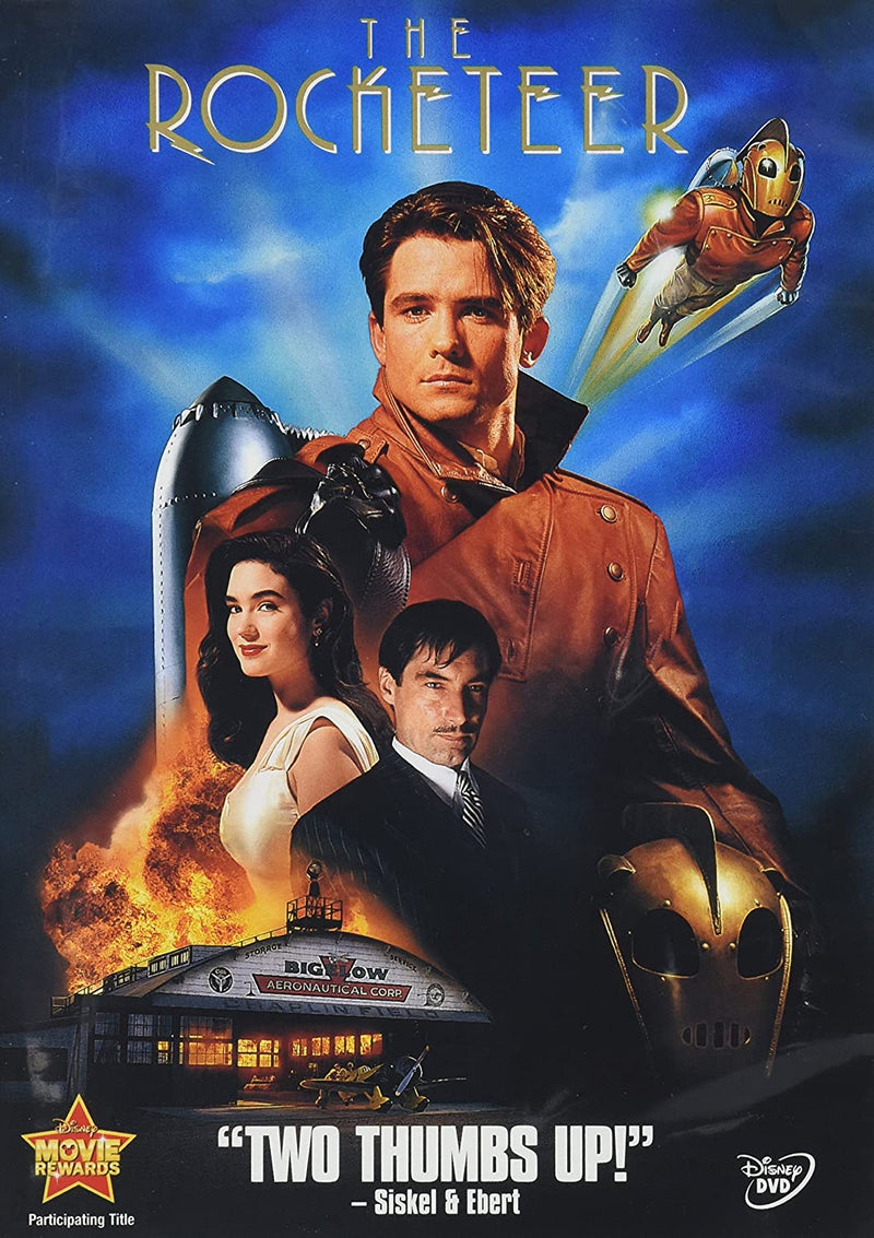 Used DVD - The Rocketeer