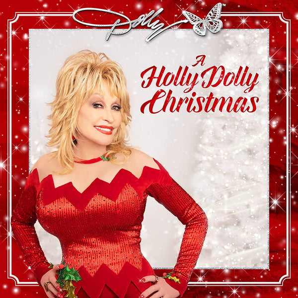 Dolly Parton- A Holly Dolly Christmas (Ltd Red) (New Vinyl)