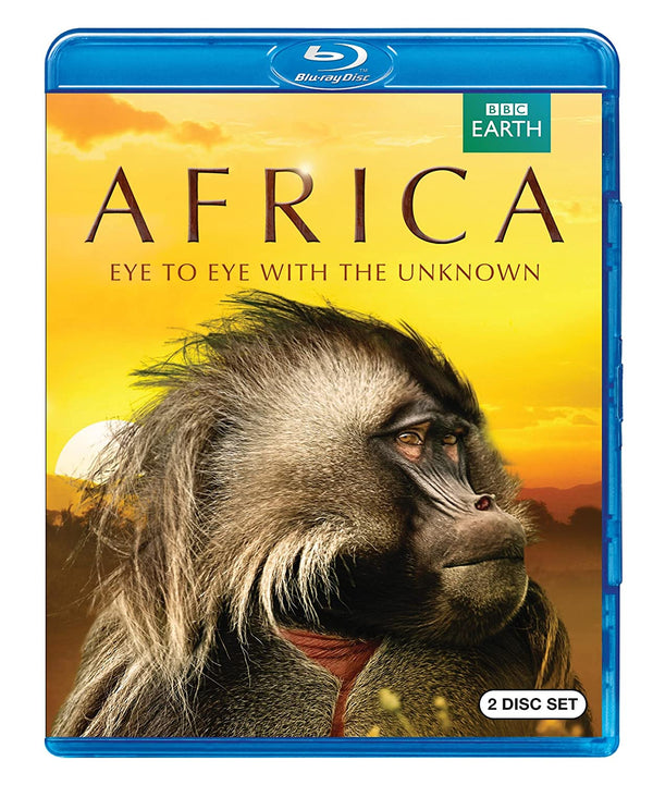 Used Blu-Ray - Africa - Eye to Eye with the Unknown
