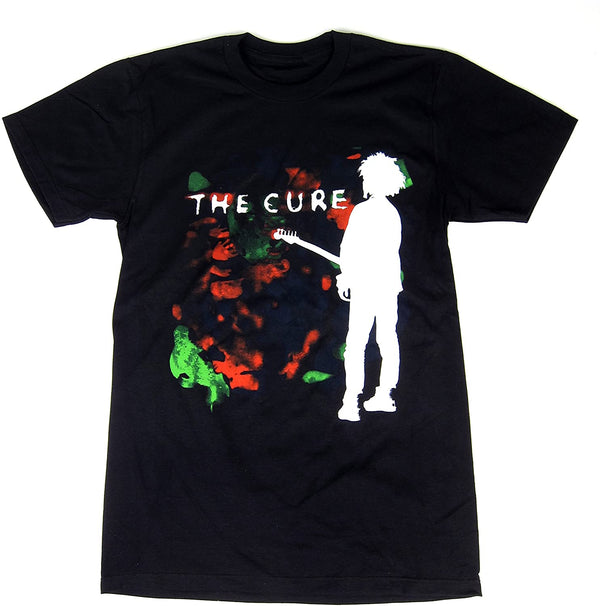 Cure - Boys Don't Cry Black Shirt