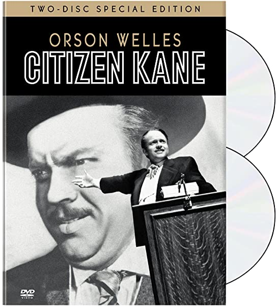 Used DVD - Citizen Kane (2 Disc Special Edition)