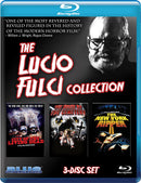Used Blu Ray - The Lucio Fulci Collection (3 Films)